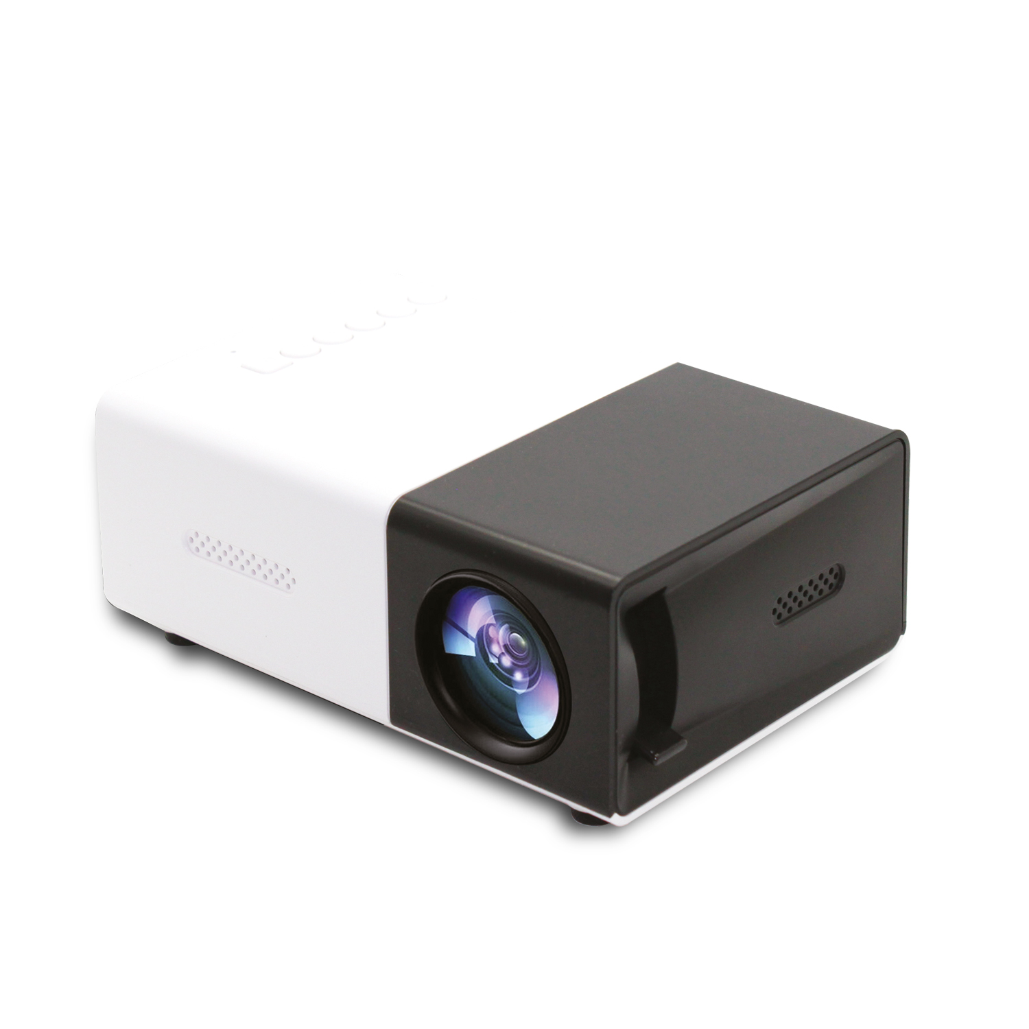 LCD Mini Portable Projector home theater