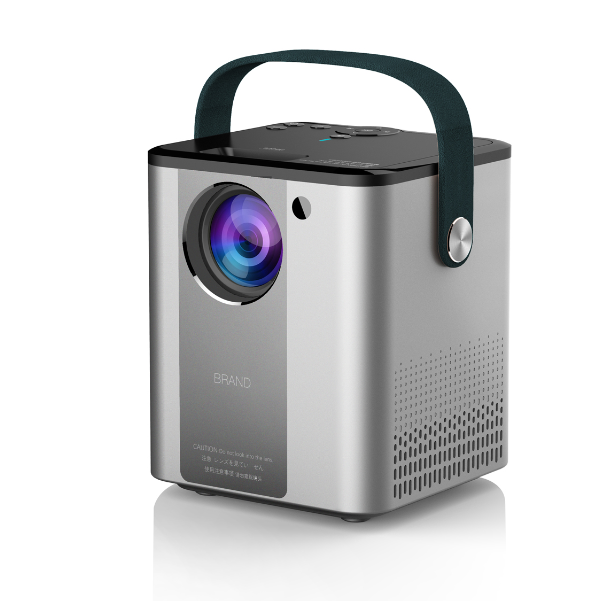 New LCD mini projector 2200lumens 480P